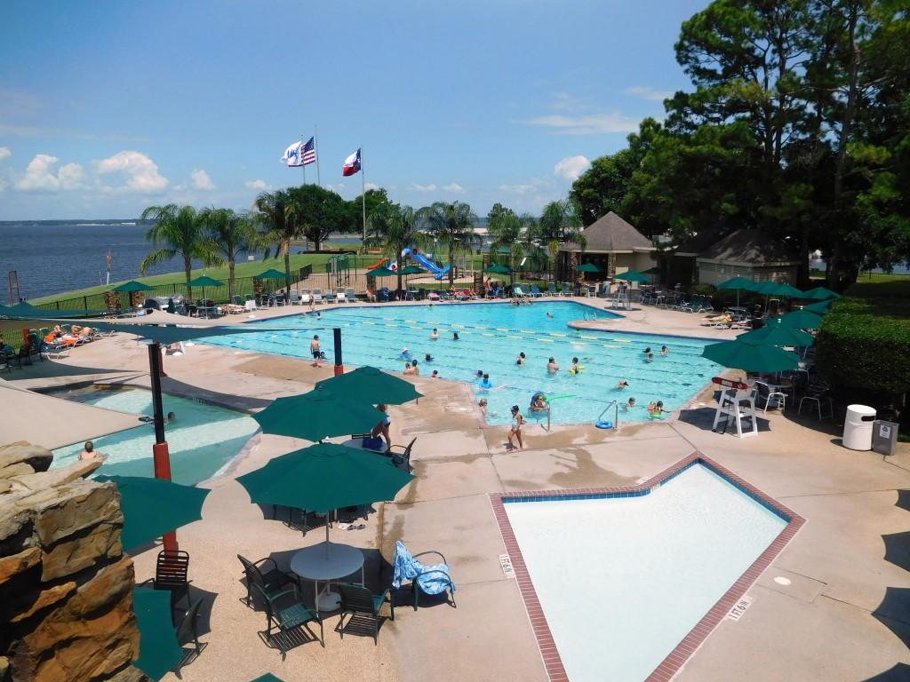 Lake Conroe Texas